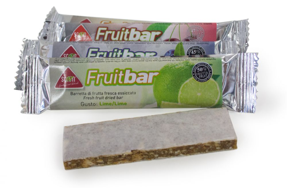 Scen Fruit bar 50% lime, 1pz. 1