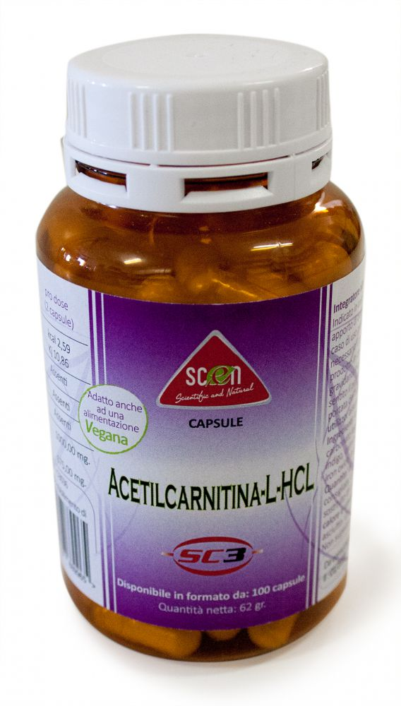 Acetil Carnitina Scen 1