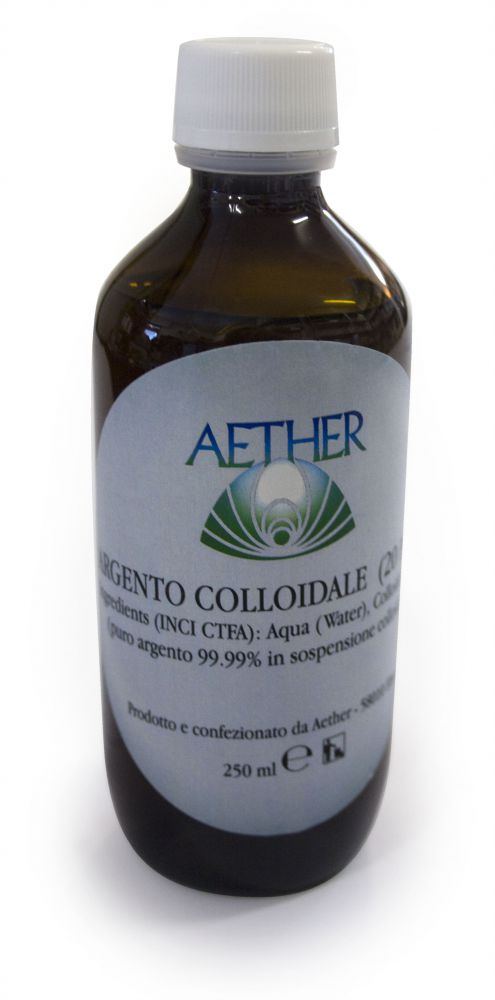 Argento colloidale 250 ml._aether 1